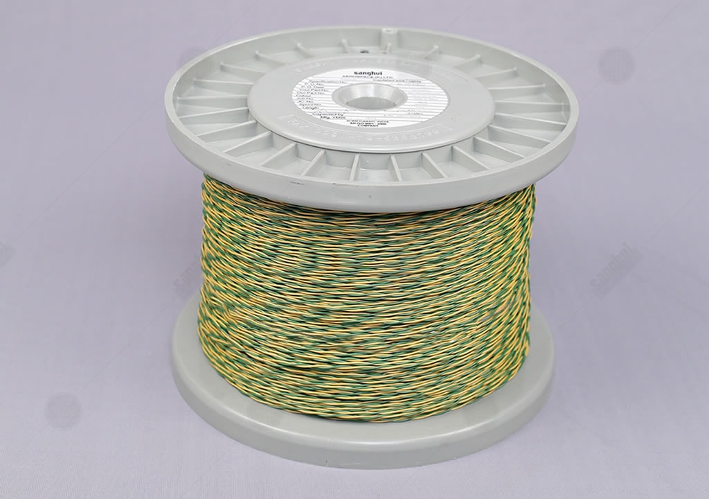 Kapton Insulated Wire | Polyimide Kapton Insulated Wires And Cables Mil Dtl 81381 Wire